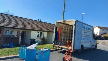 SUNDAY SESSION HOUSE CLEARANCE IN SUNNY BRECON