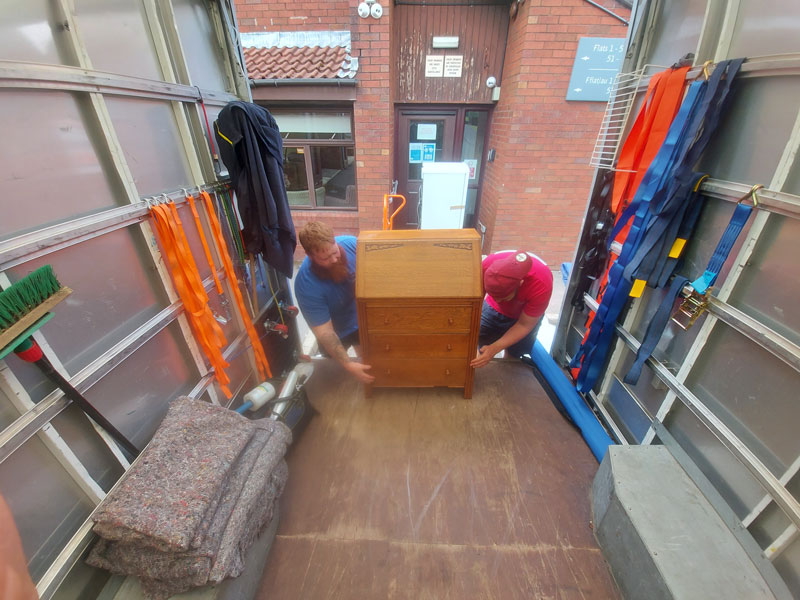 Furniture removals Swansea